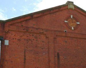 赤レンガ建物2